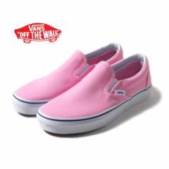 バンズ スリッポン VANS Classic Slip-On 0ZMR 蛍光 パステルカラー スニーカー シューズ 靴 (メンズ