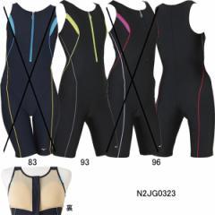 ミズノ(MIZUNO)女性用 フィットネス水着 ウイメンズオールインワン N2JG032393