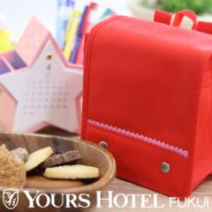 入学ランドセル焼き菓子セット【赤色ランドセル】