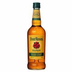 ウイスキー フォアローゼズ 700ml whisky お酒 ギフト