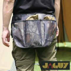 ヤガイ(JAGUY)ツールエプロンバック JAG-1920 ウエストポーチ 撥水 アウトドア キャンプ