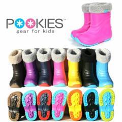 プーキーズ(POOKIES)スノーブーツ レインブーツ キッズシューズ PK-EB510 ジュニア 長靴