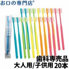 【送料無料】歯科専売品 大人用 歯ブラシ 20本【日本製】