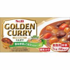 エスビー食品(S&B) ゴールデンカレー(業) 1kg