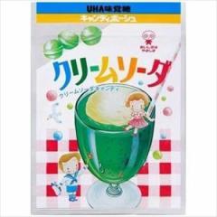 UHA味覚糖 クリームソーダ 10粒×10入
