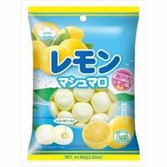 エイワ レモンマシュマロ 80g×12入(4月中旬頃入荷予定)