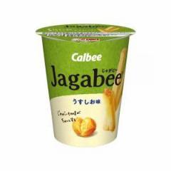 カルビー Jagabee(ジャガビー) うすしお味 40g×12入(4月下旬頃入荷予定)