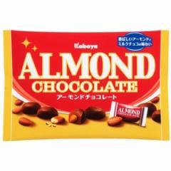 カバヤ食品 アーモンドチョコレート 148g×6入