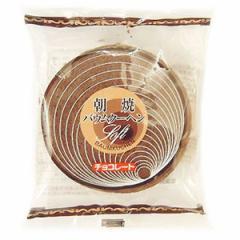 かし原 朝焼バームクーヘン チョコ 1個×12入