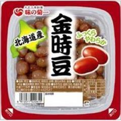 ポイント消化 菊池食品 北海道産金時豆 140g×6入