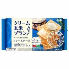 アサヒグループ食品 クリーム玄米ブラン クリームチーズ 72g×6入