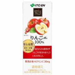 伊藤園 ビタミンフルーツ アップル&カムカム(紙) 200ml×24入
