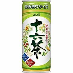 アサヒ飲料 十六茶(缶) 245g×30入
