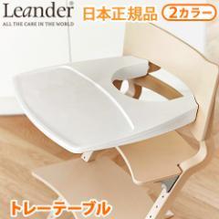 【14時迄のご注文は当日発送★送料無料★日本正規品】 リエンダー ハイチェア用 トレーテーブル Leander high chair