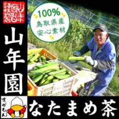 なたまめ茶 国産 無農薬 ノンカフェイン ティーパック 36g(3g×12パック) 高級 送料無料 鳥取県産 白なたまめ なた豆茶 ティーバッグ 送