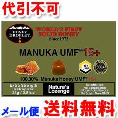 ハニージャパン ハニードロップマヌカハニー UMF15+ 23g ゆうメール選択で送料無料