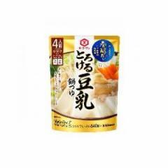 【萬】発酵だし とろける豆乳鍋つゆ 340g×12入