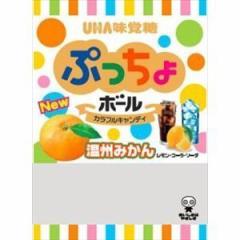 UHA味覚糖 ぷっちょボール カラフルアソート 6入