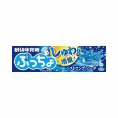 UHA味覚糖 ぷっちょ ストロングソーダスティック 10粒×10入