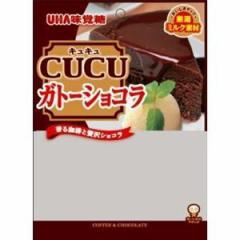 UHA味覚糖 CUCU ガトーショコラ 80g×6入