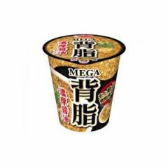 エースコック MEGA背脂 濃厚醤油ラーメン 12入(11月上旬頃入荷予定)