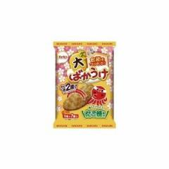 栗山米菓 大ばかうけ たこ焼風味 7枚×12入(12月上旬頃入荷予定)