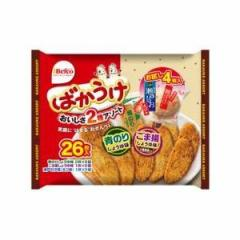 栗山米菓 ばかうけ 2種アソート(瀬戸しおお試しパック) 12入(12月上旬頃入荷予定)
