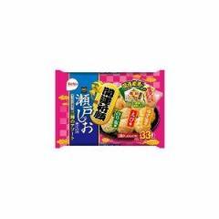 栗山米菓 瀬戸の汐揚 開運アソート2019 33枚×10入(12月上旬頃入荷予定)