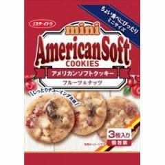 イトウ製菓 アメリカンソフト フルーツ&ナッツ 3枚×10入