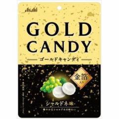 アサヒグループ食品 GOLD CANDY 70g×6入