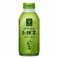 おーいお茶 お抹茶 ボトル缶 370ml ×24入