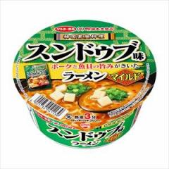 サンヨー食品 丸大食品監修 スンドゥブマイルド味 ラーメン 12入