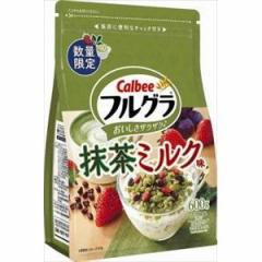 カルビー フルグラ 抹茶ミルク味 600g×6入(2月上旬頃入荷予定)