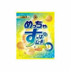 湖池屋 めっちゃすっぱムーチョ ビネガー味 60g×12入(2月上旬頃入荷予定)