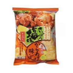 ホンダ製菓 さっぱり塩味 レモン掛けからあげ味 55g×12入(2月上旬頃入荷予定)
