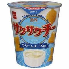 おやつカンパニー サクサクチー クリームチーズ味 40g×12入(2月上旬頃入荷予定)