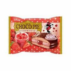 ロッテ チョコパイ ハートフルWチョコレート ストロベリー 1個×6入(2月上旬頃入荷予定)