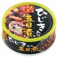 ホテイ缶詰 ふる里ひじき入五目煮 P4 75g×12入