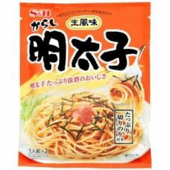 エスビー食品 S&B 生風味スパゲティソース からし明太子 10入