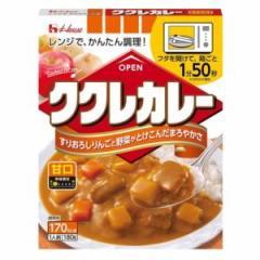 ハウス食品 ククレカレー(甘口) 180g×10入