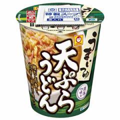 東洋水産 マルちゃん うまいつゆ 天ぷらうどん 68g×12入