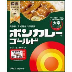 大塚食品 ボンカレーゴールド(大辛) 180g×10入