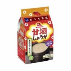 森永製菓 甘酒しょうが 4袋入×10入