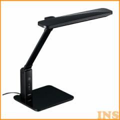 ライト デスクライト デスク 机 卓上 LED ツインバード TWINBIRD LEDデスクライト LE-H616 10灯式 ブラック 読書 勉強 送料無料