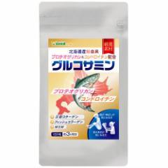 コラーゲン配合グルコサミン+プロテオグリカン&コンドロイチン 鮭