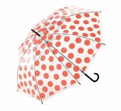 ビニール ファッション 傘    〜 雨の日もオシャレに 〜