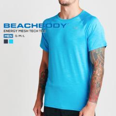ビーチボディ 半袖 Tシャツ メンズ トレーニング 速乾性 スポーツウェア 筋トレ ウェア シンプル 通気性 カジュアル ボディビル シャツ