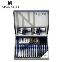 NINA NIRO(ニーナニーロ) カトラリーセット ディナー28P 151-828