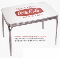 ★コカ・コーラブランド商品!テーブル PJ-600DL