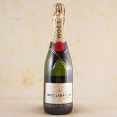 お歳暮 ギフト シャンパン モエ・エ・シャンドン ブリュット アンペリアル 白 ハーフ 375ml 正規品 フランス